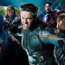 The Avengers: Infinity War - ¿Lobezno y Los Vengadores juntos?