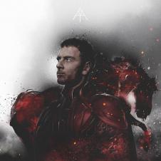 X-Men Apocalypse - Michael Fassbender como Magneto