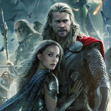 Thor 3 Ragnarok - Thor y Jane Foster
