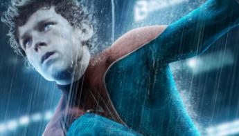 Spiderman: Homecoming - Tom Holland como Spiderman