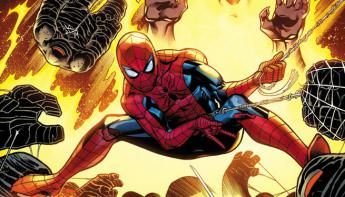 Spiderman y Deadpool