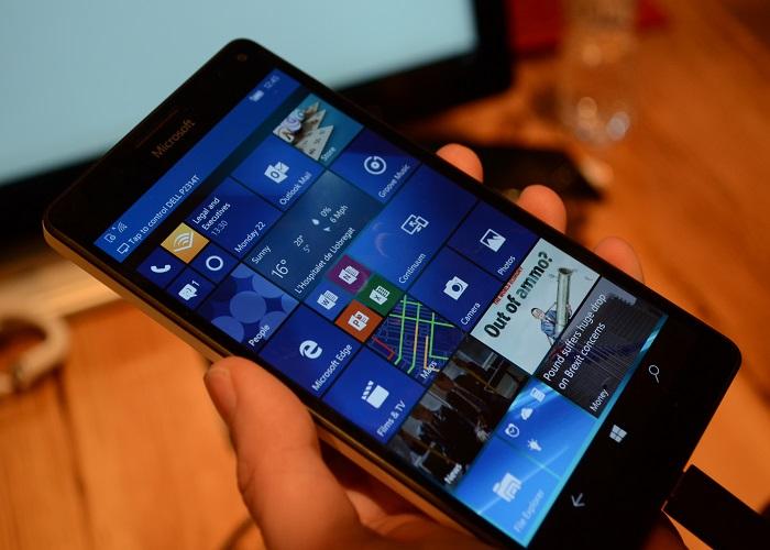 Lumia 950 XL MWC 2016