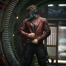 The Avengers: Infinity War - Chris Pratt es Star Lord