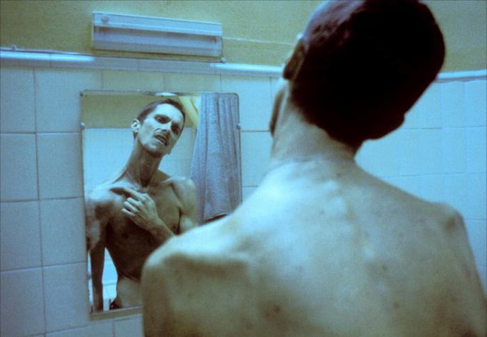 Christian Bale, El Maquinista, película, cambio radical, fotos, imágenes, delgado