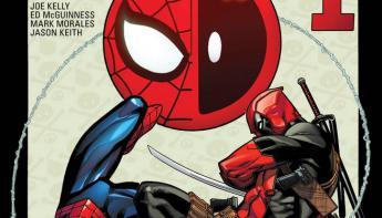 Deadpool y Spiderman también tuvieron crossover