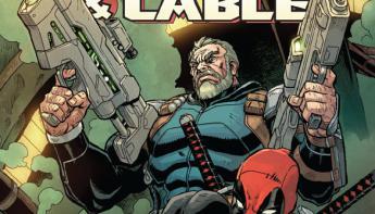 El comic Cable&Deadpool