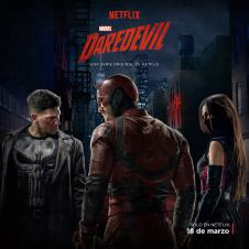 Elektra, The Punisher y Daredevil