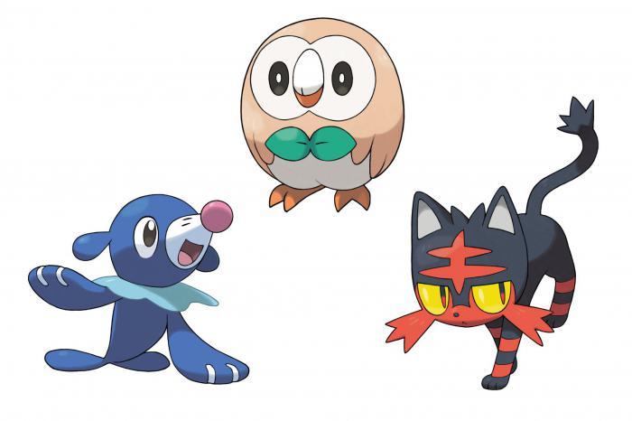 pokemon, pokemon sol, pokemon luna, pokemon sol y luna, pokemon sun & moon, pokemon sol y luna novedades, pokemon sol y luna nintendo 3ds, pokemon sol y luna videojuegos, pokemon sol y luna iniciales, pokemon sol y luna analisis