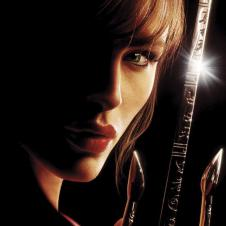 Póster de la película de Elektra con Jennifer Garner