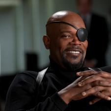 The Avengers: Infinity War - Samuel L. Jackson como Nick Fury