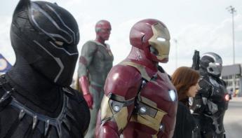 Iron Man y algunos vengadores