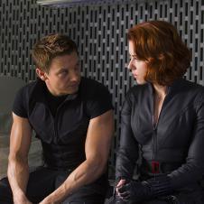 Captain America: Civil War - Viuda Negra y Ojo de Halcón