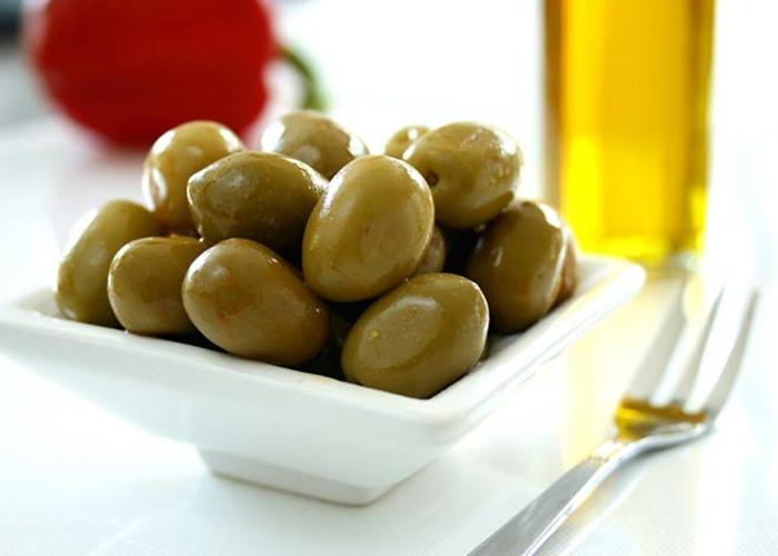 Beneficio de comer aceitunas