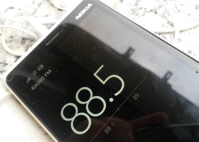 radio fm windows phone 8.1