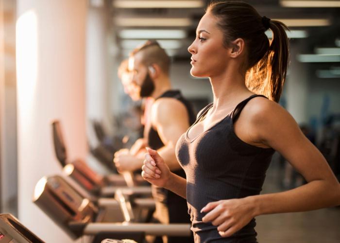 Deportes moda bajar kilos