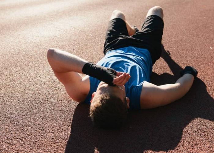 dolores-despues-entrenar