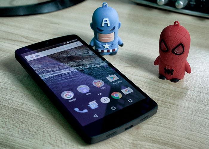 Android Nougat Nexus 5 ROM AOSP