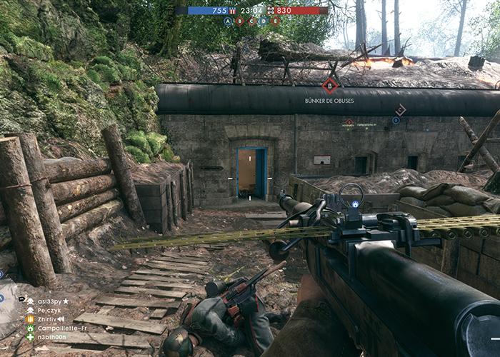battlefield 1 subir nivel