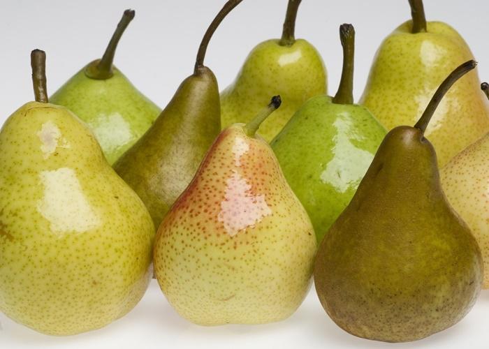 Clases de peras
