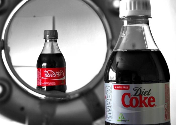 CocaCola espejo