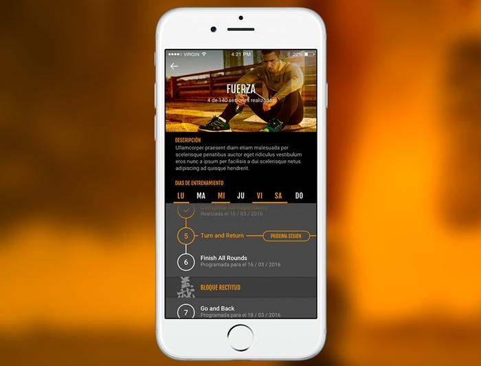 HIIT4ALL iOS