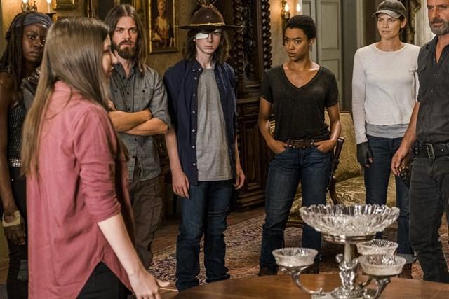 The Walking Dead: Une théorie fan révèle un des décès à la fin de la 7ème saison