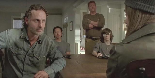 Sera l'un des personnages les plus aimés sur The Walking Dead?