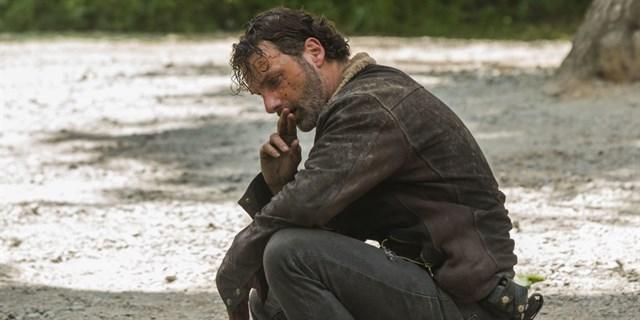 The Walking Dead: Ce que vous êtes prêt à perdre Rick pour gagner la guerre contre le Nier?