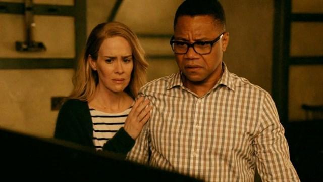 American Horror Story présente la première partie, l'image de son 7e de la saison