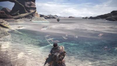 Pescar monster hunter