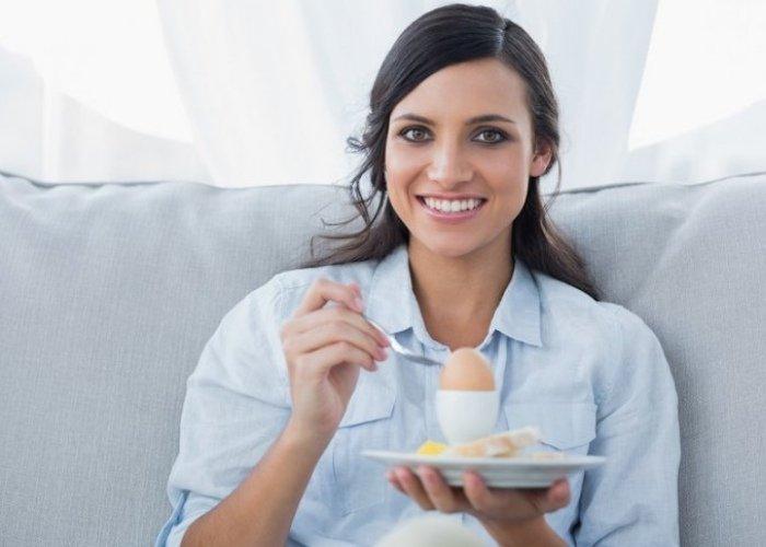 Minceur rapidement avec le régime de l'œuf