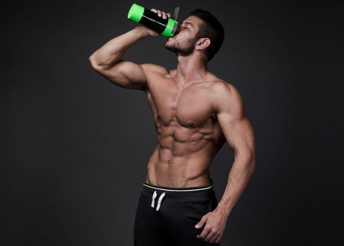 3 boissons qui contribuent à un développement musculaire