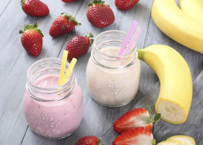 Smoothies riches en nutriments sans sucre