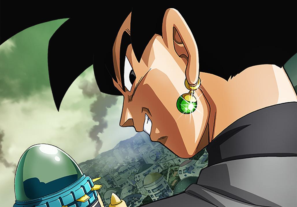 Ce serait Black Goku comme Super Saiyan 4