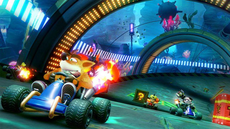 Crash Team Racing Nitro-Fueled montre son trailer de lancement