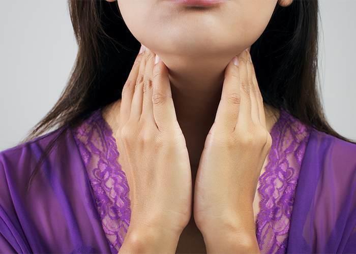 Stimule la glande thyroïde avec ces boissons