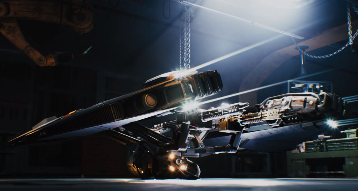 A annoncé Disintegration, un jeu de tir à la première personne de science-fiction