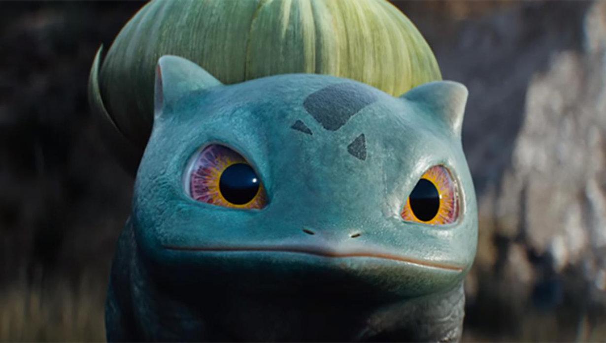 Ce serait Bulbasaur combiné avec d'autres plantes