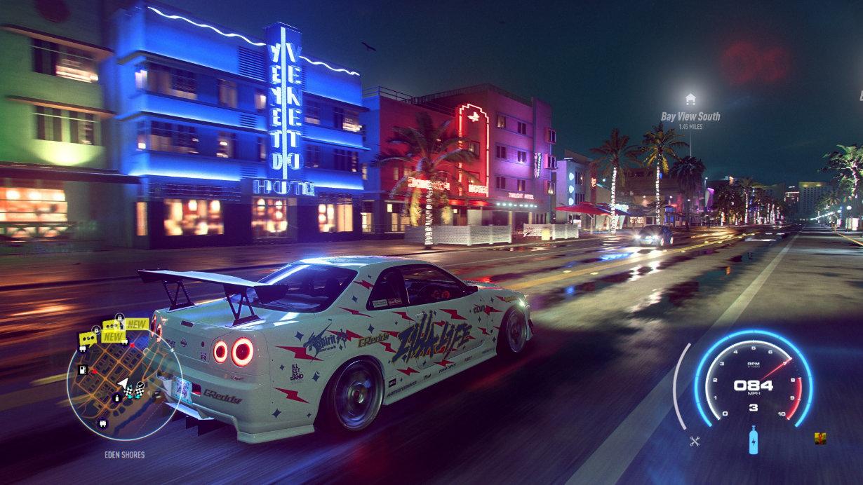 L'EA révèle les exigences minimales et recommandées de Need For Speed Heat