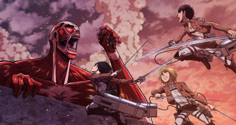 L'attaque des Titans montre la façon horrible dont les Titans se reproduisent [SPOILERS]