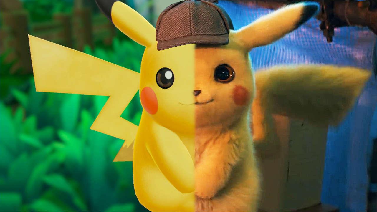 Le détective Pikachu a un fan art réaliste et adorable