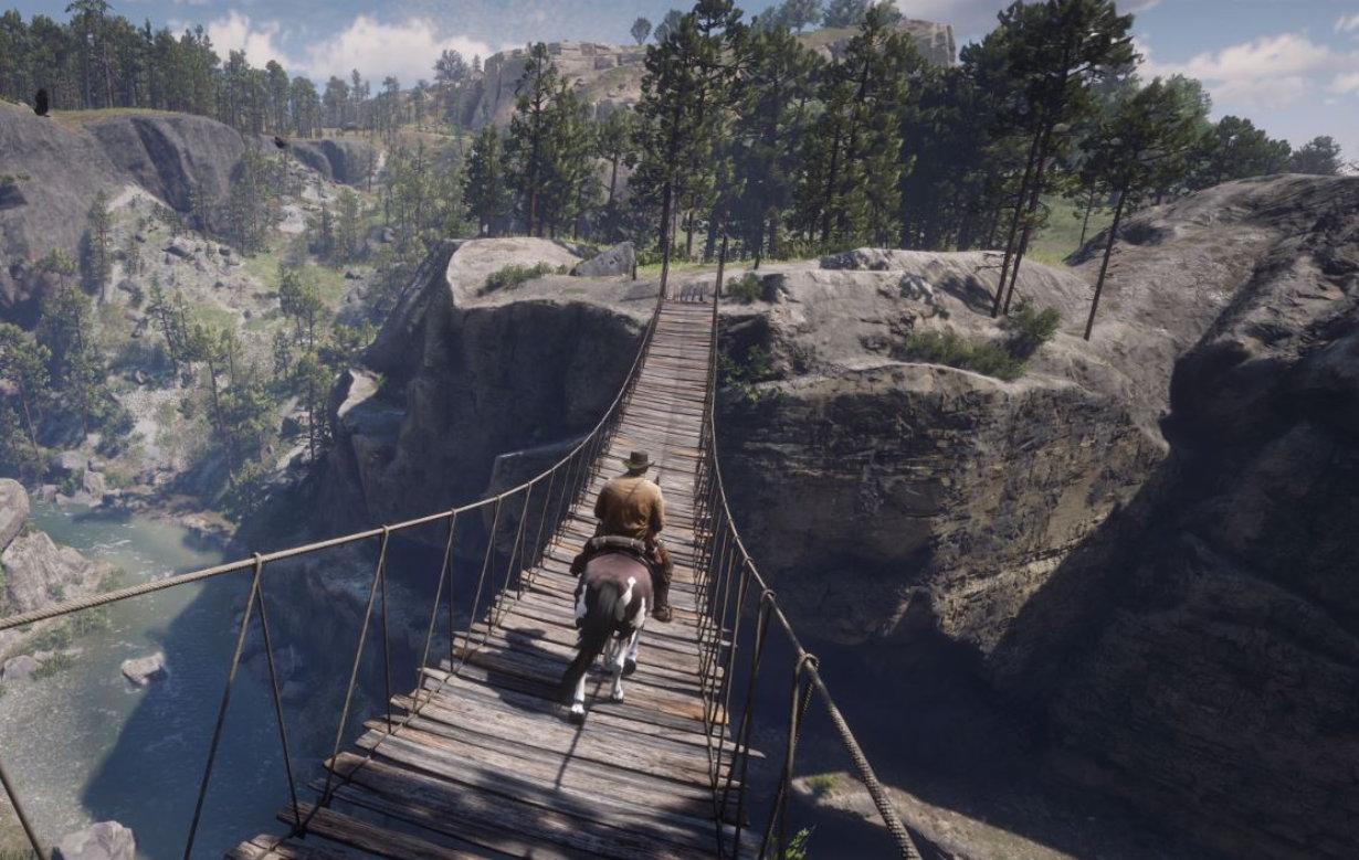 Vous pouvez maintenant voir la bande-annonce de Red Dead Redemption 2 PC en 4K et à 60 FPS